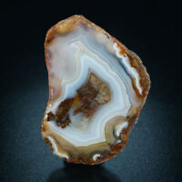 AGATE from Doubravice Quarry, Jicin area, Czech Republic, Europa achat agata
