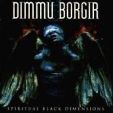 Spiritual Black Dimensions 0727361634926 by Dimmu Borgir CD