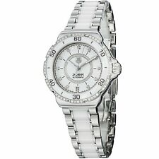 Tag Heuer WAU2213.BA0861 Formula 1 Women's Stainless Steel and ceramic Watch