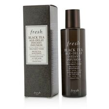 Fresh Black Tea Age Delay Instant Fusion Treatment Toner 120ml - NEW