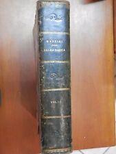 Sacra Bibbia pulpito Traduzione secondo Vulgata Monsignor Antonio Martini 1880