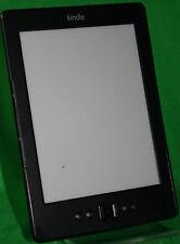 """Amazon Kindle Wi-Fi 6"""" 2GB - Schwarz 9023*** D01100"""