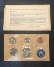 1965-Special US Mint Coin Set Uncirculated Original Government Packaging Sealed