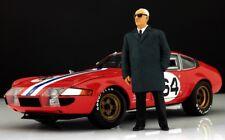 Enzo Ferrari (2) Figure for 1:18 CMC Ferrari 250 GTO GT VERY RARE!