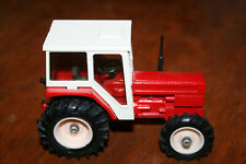 Solido 1/32 Renault 651-4 Toy Tractor w/ FWA and Cab France No. 510 1979!