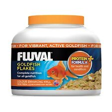 Fluval Goldfish Food Flakes Coldwater Fish Flake 18g 32g 54g