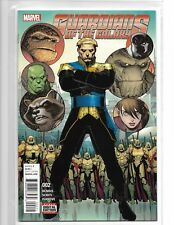GUARDIANS OF THE GALAXY #2 ART ADAMS COVER -- STAR-LORD BRIAN MICHAEL BENDIS