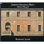Bach: Clavier Übung II, Benjamin Alard, Audio CD, New, FREE & FAST Delivery