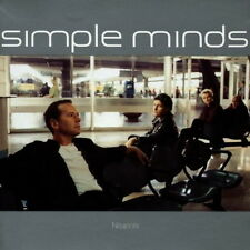 CD album Simple Minds Neapolis (Song for the tribes, glitterball) 1998 Chrysalis