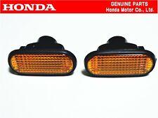 HONDA GENUINE INTEGRA DC2TYPE-R Front Fender Side Turn Marker Lamp Light Set OEM