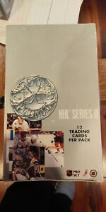 1991-92 Pro Set Platinum Series 2 National Hockey League Box