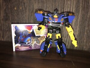 Transformers Botcon 2012 Shattered Glass Treadshot Used COMPLETE TFCC Timelines