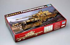 Trumpeter Panzerjagerwagen Var 2 Armored Train Tank Turret 1/35 Scale 00369