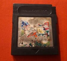 Game and & Watch Gallery 3 Game Boy Gameboy Color Advance GB Nintendo Pal Eur