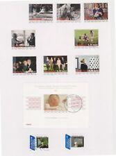 (NT-110) 2003 Netherlands 10stamps+ M/S 2lots (DJ)