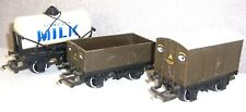 3 x Hornby Thomas Tank Engine Troublesome Trucks, inc Tidmouth Milk, Unboxed
