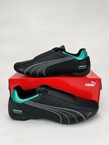 Puma Mercedes AMG Men's Future Kart Cat Trainers Shoes Sneakers Black UK 9