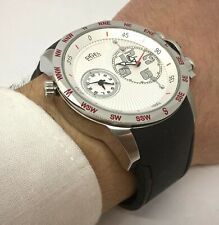 OROLOGIO uomo,DUAL TIME, Water Resistant, SIGEL Watch