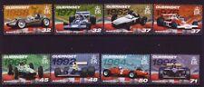 Guernsey 2007. British Formula One World Champions  SG1165/72  MNH
