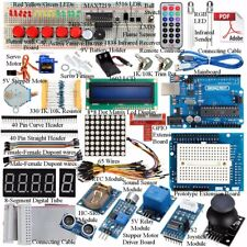 Kit 32 Learning Starter Set For Arduino UNO R3 LCD1602 Upgraded Learning Suite