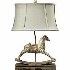 """Carnavale Rocking Horse 24"""" Table Lamp by Dimond Lighting 93-9161"""