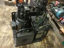 Mori Seiki Vertical Cnc Lathevl 25a1166hydraulic Cooling Unitv15airx 95 S45