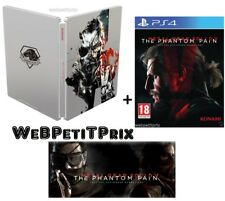 Metal Gear Solid V the Phantom Pain Jeu Ps4 Konami