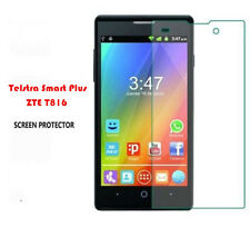 Plastic Screen Protector For Telstra Smart Plus / ZTE T816 - Clear
