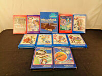 Lot Of 10 CIB Intellivision Games Intellivoice Night Stalkers (OAR48)