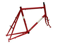 Mini Velo New Albion Microbrew Bike Small 48cm Soma Tange Champion Steel 451 20""