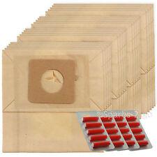20 x sacchetti per aspirapolvere per LG GOLDSTAR t2700 t2900 Hoover Borsa + Fresca