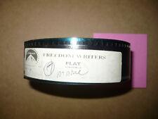 FREEDOM WRITERS, unused orig 35mm trailer [Hilary Swank]