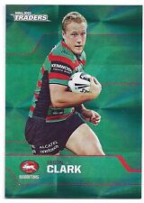 2013 NRL Traders Base Card 135 Jason CLARK South Sydney Rabbitohs
