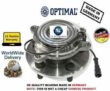FOR LAND ROVER DISCOVERY 2.5 TD5 4.0 V8 1998-2004 OPTIMAL FRONT BEARING HUB KIT