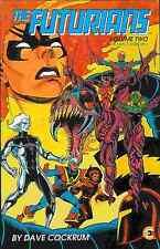 THE FUTURIANS Book 2 (Dave Cockrum) (TPB, USA 1987)