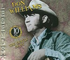 CD The Gentle Giant Don Williams American Legends NEW