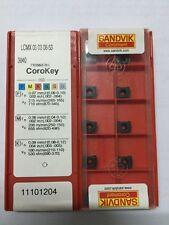 LCMX 03 03 08 53 3040 SANDVIK Carbide Inserts (Pack of 10)