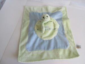 Bunnies by the Bay Tadbit Lulla Bug a Bye Green Frog Security Blanket Lovey