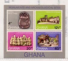 Ghana Arqueologia Hojita del año 1971 (DQ-855)