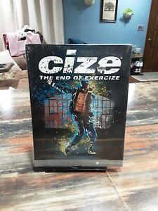 *NEW* Cize The End of Exercize Shaun T-Dance Workout BeachBody Exercise DVD 2015