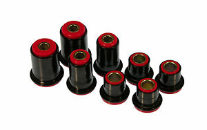 Prothane 66-74 Chevelle Nova Camaro Firebird Front Control Arm Bushing Red Kit