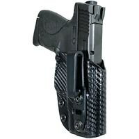 IWB Kydex Tuckable Holster fits Smith & Wesson M&P9 Shield M&P40 Shield