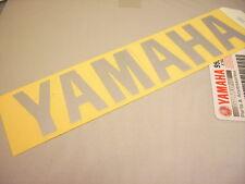 AUFKLEBER ORIGINAL YAMAHA TANK STICKER FZR1000 FZR750 FZ750 TDM850 TDM900 V-MAX