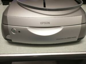 Epson Perfection 4990 Flatbed Scannerfilm scanner, Anti-Newton Ring glass ANR