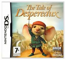 Nintendo DS NDS DSi XL Game Tales of Despereaux - The Little Mouse Hero NEW