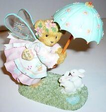 2003 Cherished Teddies Clarissa Garden Angel New In Box