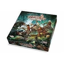 Zombicide Wulfsburg Board Game Guillotine Games