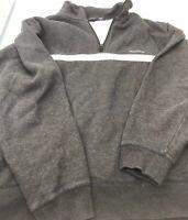 Nautica 1/4 Zip Pullover Mens Large