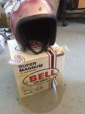 """Vintage Super Magnum Bell Helmet  7 3/8"""""""