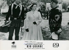 JOHN WAYNE   MAUREEN O'HARA   RIO GRANDE  1950  VINTAGE PHOTO ORIGINAL #2